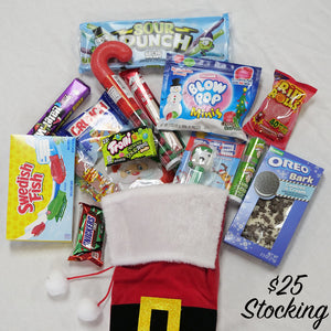 Custom Christmas Stocking