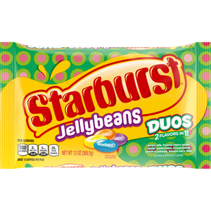 Starburst Jelly Bean Duos 13 oz Bag