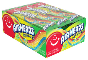 Airheads Xtremes Rainbow Berry Sweetly Sour Candy Belts - 2-oz. Pack