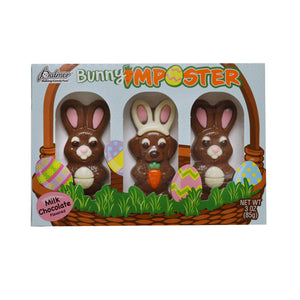 Palmer Milk Chocolate Bunny Imposter - 3-oz. Package