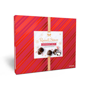 Russell Stover Dark Chocolate Peppermint Melts - 9.3-oz. Gift Box