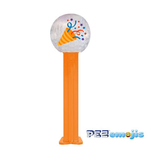 PEZ Emojis Collection Candy Dispenser - 1 Piece Blister Pack