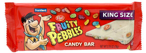 Fruity Pebbles King Sized Candy Bar - 2.75 oz.