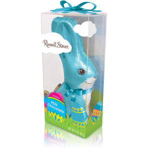 Russell Stover Foiled Hollow Milk Chocolate Rabbit 3 oz