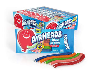 Airheads Filled Ropes - 2-oz. Bag