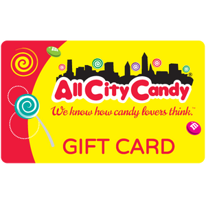 All City Candy eGift Cards