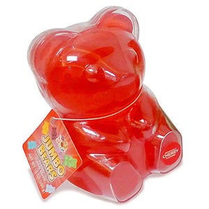 Albert's Cherry Jumbo Gummy Bear 12 oz.
