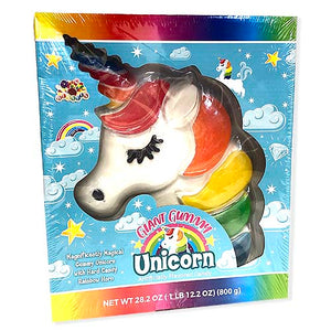 Albert's Giant Gummy Unicorn 28.2 oz.