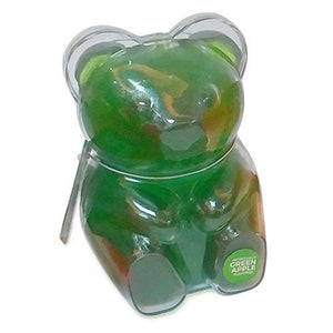 Albert's Green Apple Jumbo Gummy Bear 12 oz.