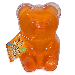 Albert's Orange Jumbo Gummy Bear 12 oz.