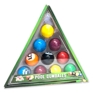 Albert's Pool Set Gumballs - 3.9-oz. Gift Box