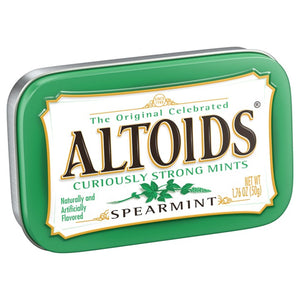 Altoids Spearmint Mints - 1.76-oz. Tin