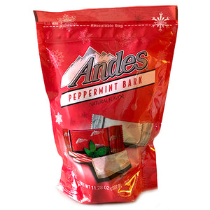 Andes Peppermint Bark - 11.28-oz. Bag