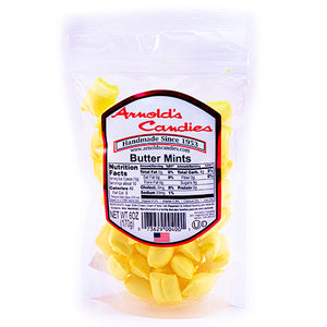 Arnold's Candies Butter Mints - 6-oz. Bag