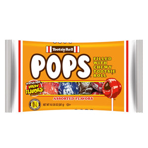Assorted Tootsie Pops - 10.125-oz. Bag