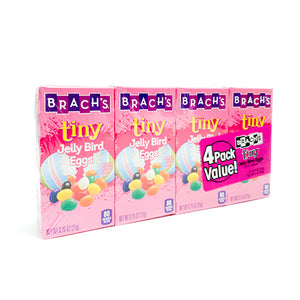 Brach's Tiny Jelly Bird Eggs .75-oz. Box 4-Pack