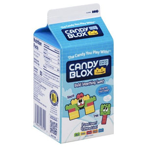 Candy Blox Activity Candy - 11.5-oz. Milk Carton
