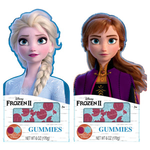 Disney Frozen 2 Gummi Candy - 6-oz. Box