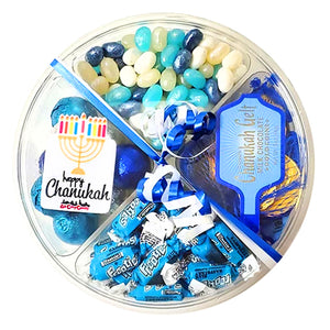 Chanukah Kosher Dairy Candy Gift Tray
