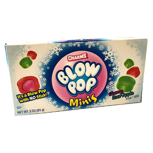 Charms Blow Pop Minis Holiday Cherry & Sour Apple - 3-oz. Theater Box
