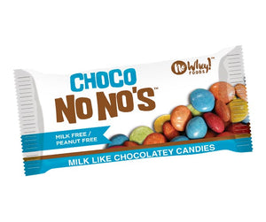 No Whey! Choco No No's Milk Like Chocolatey Candies - 1.6-oz. Bag