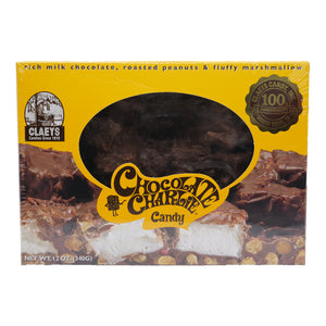 Chocolate Charlie Candy - 12-oz. Gift Box