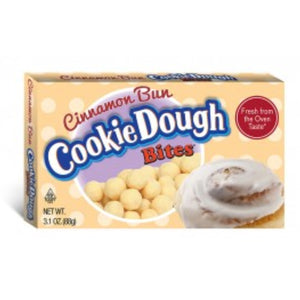 Cinnamon Bun Cookie Dough Bites - 3.1-oz. Theater Box