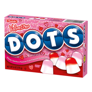 DOTS Valentine Gumdrops - 6-oz. Theater Box