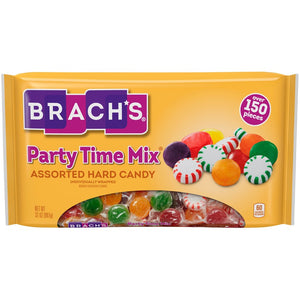 Brach's Party Time Mix Assorted Hard Candy - 32-oz Bag