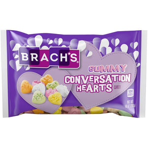 Brach's Gummy Conversation Hearts