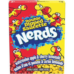 Nerds Double Dipped Flavors Candy - 1.65-oz. Box