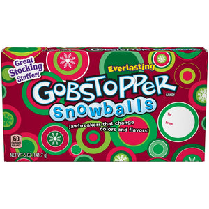 Gobstopper Snowballs - 5-oz. Theater Box