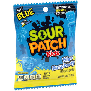 Sour Patch Kids Blue Raspberry - 5-oz. Bag