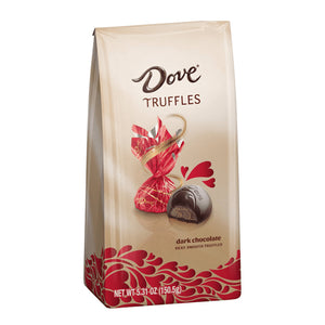 Dove Truffles Dark Chocolate - 5.31-oz. Bag