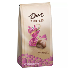 Dove Truffles Milk Chocolate - 5.31-oz. Bag