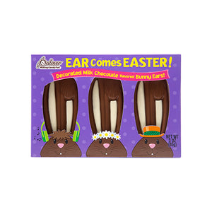 Palmer Milk Chocolate Flavored Bunny Ears - 3-oz. Box