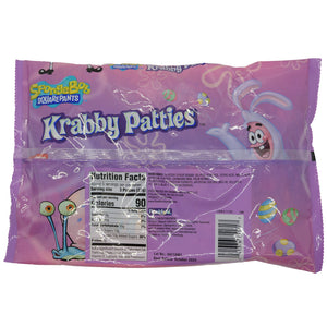 SpongeBob SquarePants Easter Gummy Krabby Patties - 5.08-oz. Bag