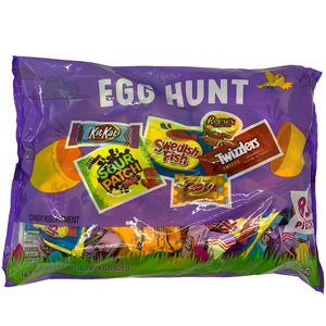 Hershey's Assorted Chocolate and Chewy Egg Hunt Mix 85 Piece Bag