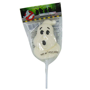 Ghostbusters Mooglie Ghost Marshmallow Pop 1.41 oz.