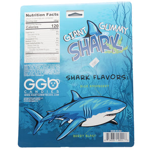 Giant Gummy Shark 18 oz.