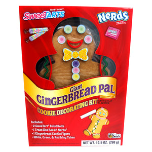Giant Gingerbread Pal Cookie Decorating Kit 10.5 oz.