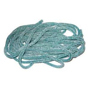Gustaf's Sour Blue Raspberry Licorice Laces - 2 LB Bag