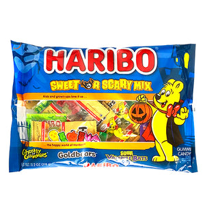 Haribo Sweet or Scary Gummi Mix Treat Packs - 11.2-oz. Bag