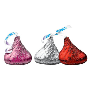 Hershey's Kisses Milk Chocolate Valentine's Day Colors - 4.25 LB Bulk Bag