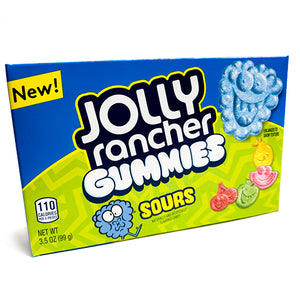 Jolly Rancher Gummies Sours - 3.5-oz. Theater Box