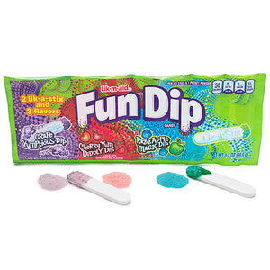 Lik-m-aid Fun Dip Candy - 1.4-oz. Pack