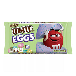 M&M's Milk Chocolate Speckled Eggs Candies - 10.13-oz. Bag
