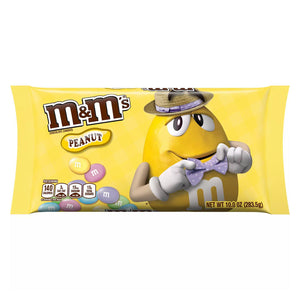 M&M's Peanut Chocolate Candies Easter - 10-oz. Bag