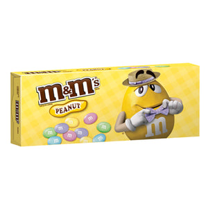 M&M's Peanut Chocolate Candies Easter - 3.1-oz. Theater Box