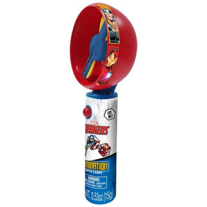Marvel Avengers Light Up Fanimation Candy Toy
